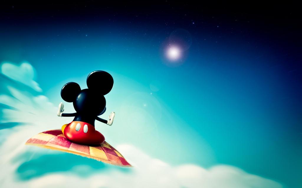 Nuevo fondo de mickey mouse by mjaksonvm on deviantart - Fondos de minnie mouse ...