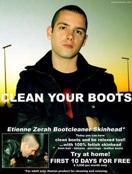 bootcleaner skinhead