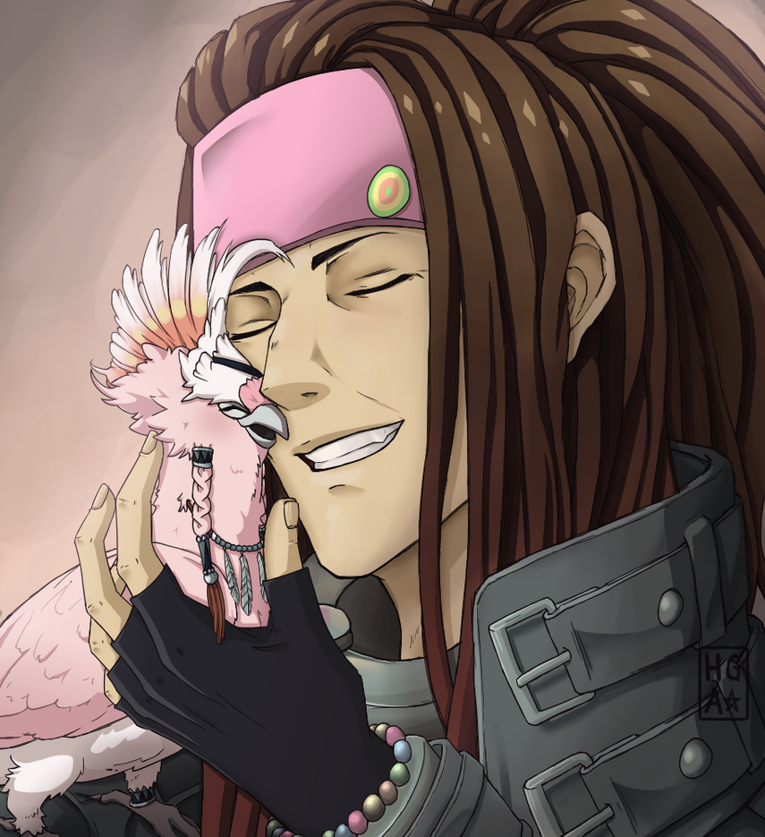 Mink and Tori by Hot-Gothics
