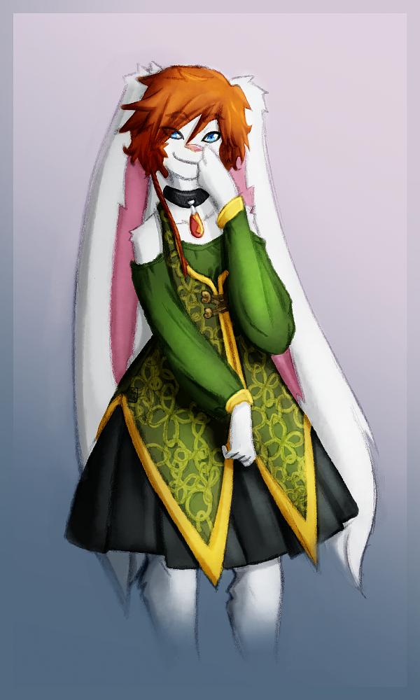 Omorphia's Casual Dress by Hot-Gothics