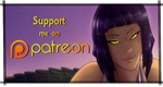 Patreon Button by Hot-Gothics