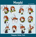 Morphi Telegram Sticker Pack