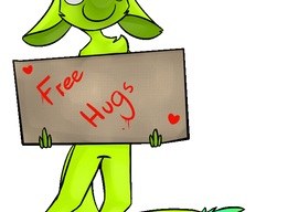 Free hugs by Isihock