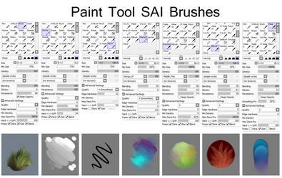 SAI brushes