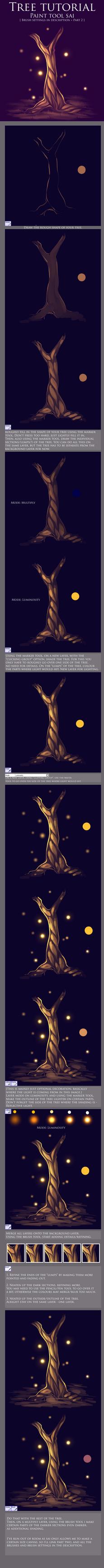Tree Tutorial by Isihock