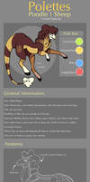 NEW Polette Species Reference by Isihock
