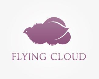 Flying Cloud Logo Design by xhzad