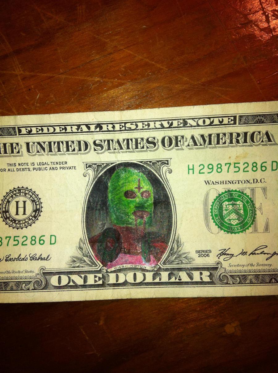 Milkmane Tyler The Creator Dollar By