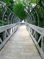 AGM footbridge by tolcott