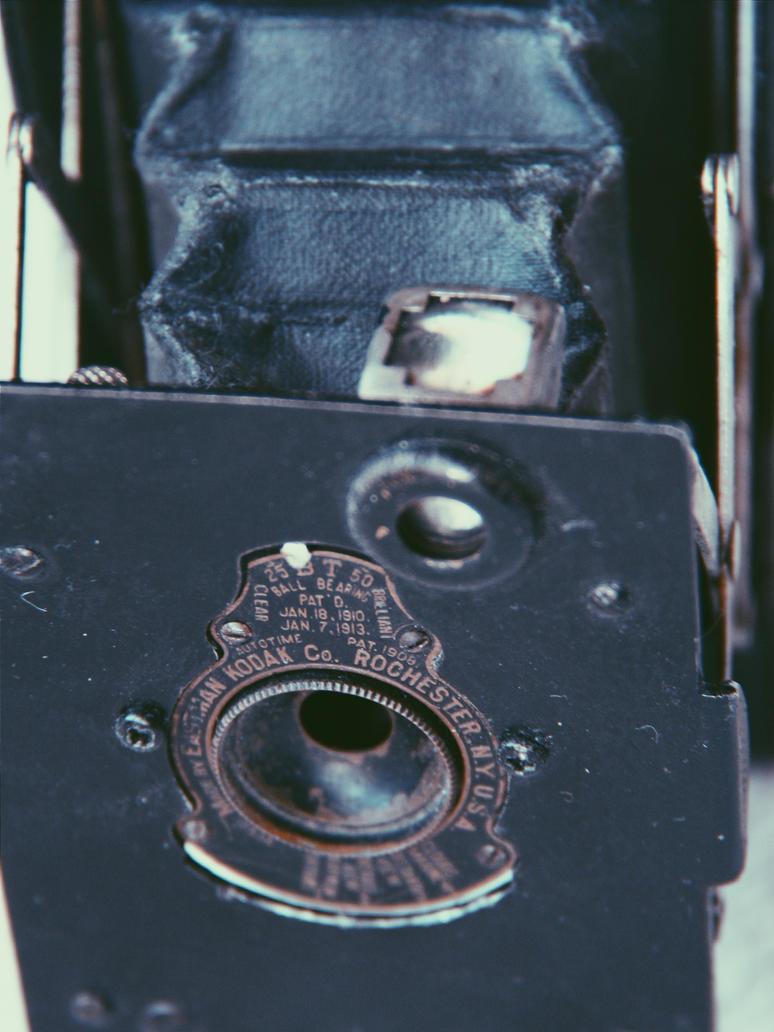 Eastman Kodak 25 BT 50 by missunderztood
