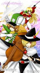 Secret 90s : Melody of Hameln by MaowDao