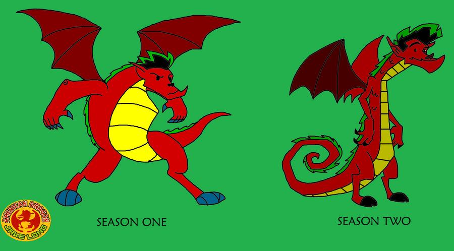 American Dragon Staffel 1
