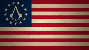 Assassin's Creed III Flag by Goodyob