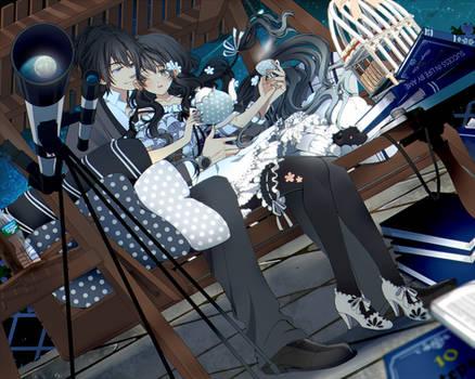 - Art trade- Silverblossom