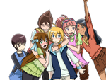 Dinosaur King - Together Forever - Fanfiction