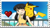PKMN SM Karen and MimiPi Stamp by Bel-TheSweet-Sylveon
