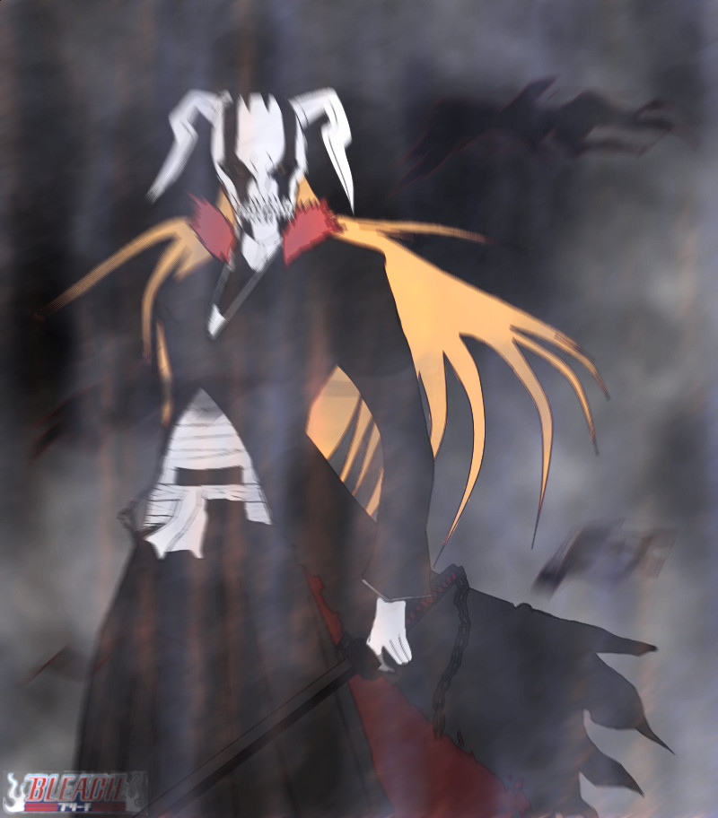 Hollow Ichigo Full Bankai By Xenoma On DeviantArt