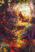 meadow by Reluin