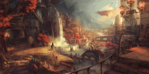 The City of Ambervale