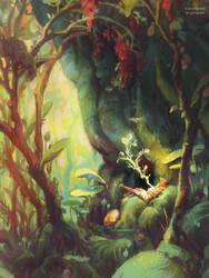 Kalpavriksha by Reluin