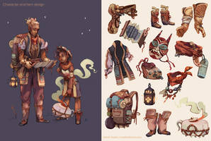 Explorers by Reluin