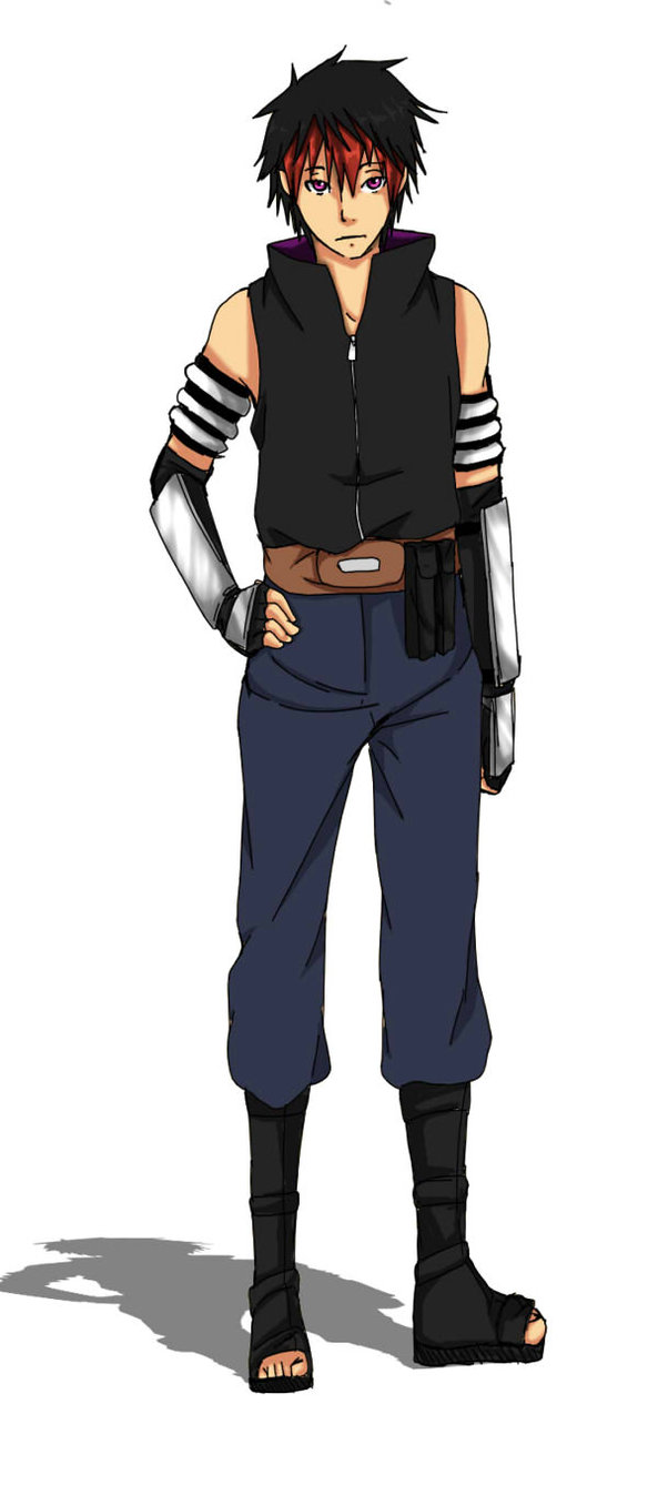 Ryuun Shukiro (Naruto Oc) by nxf11rocks on DeviantArt