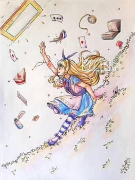 Alice's scape - Traditional