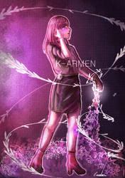 COM #37 - Purple Flowers