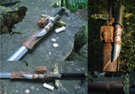 LARP-stuff: Sword-sheath