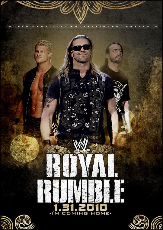 Royal Rumble 2010. by ZT0