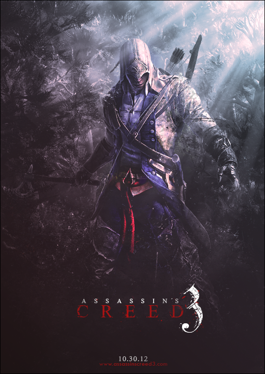 Assassin's Creed 3 by ZT0