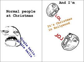 Hollywood Undead: Christmas meme by ItsJustFunPJ