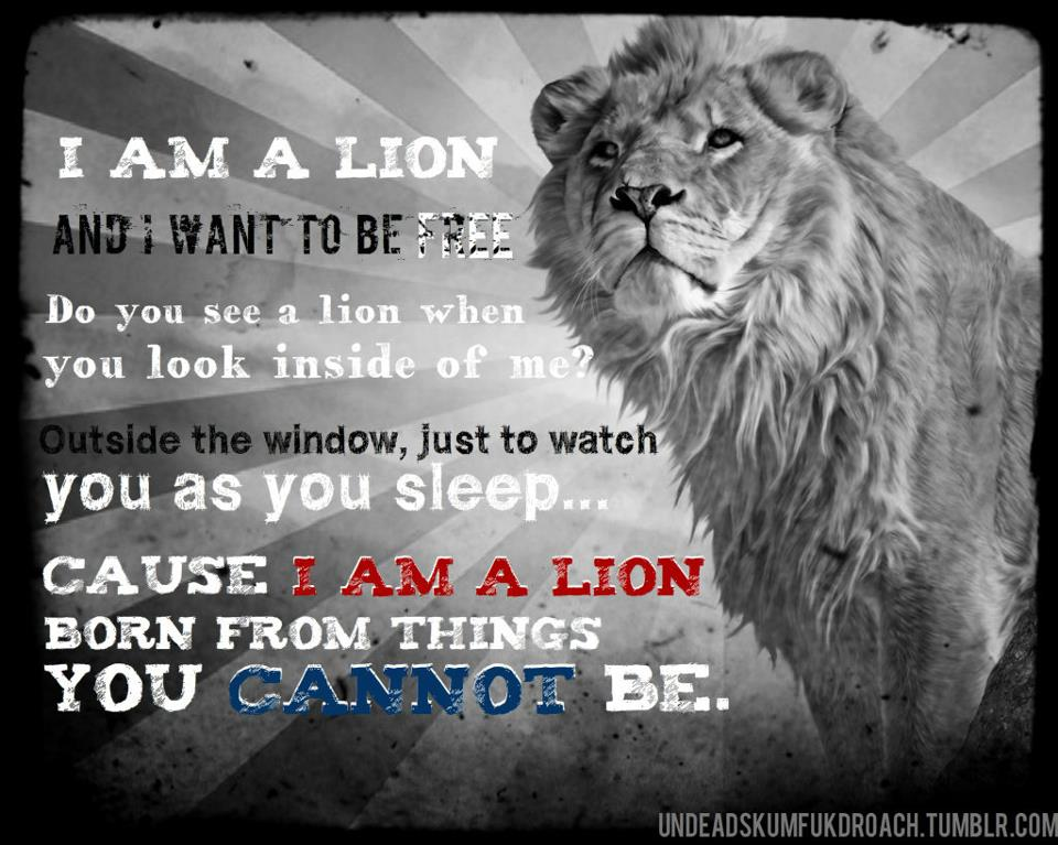 Hollywood Undead- Lion- Chorus by ItsJustFunPJ on DeviantArt
