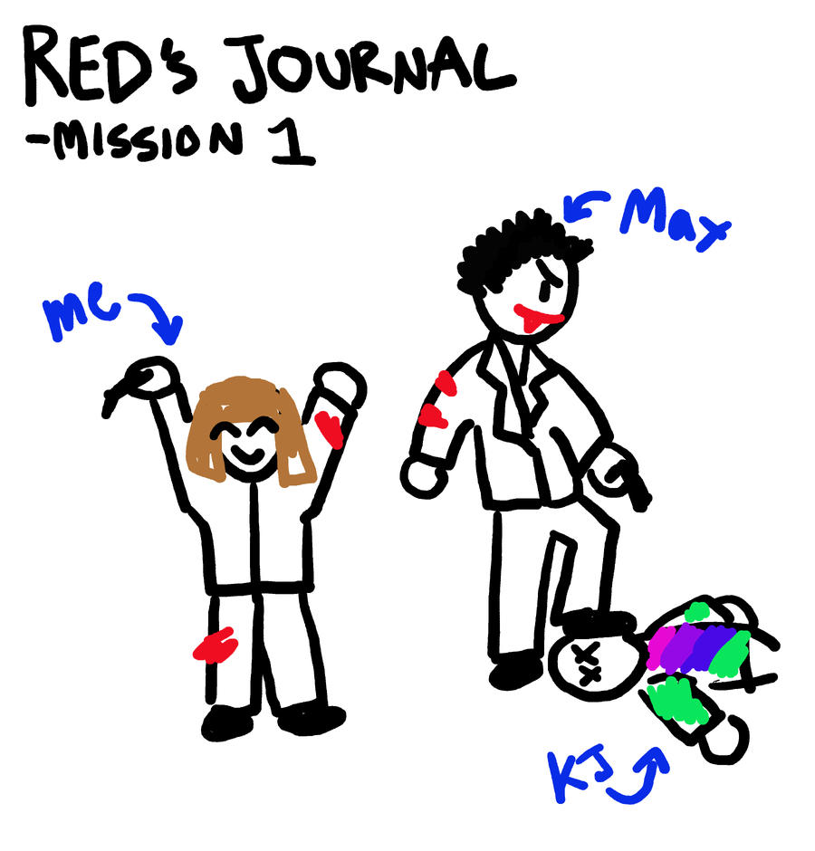 Red's Journal 1