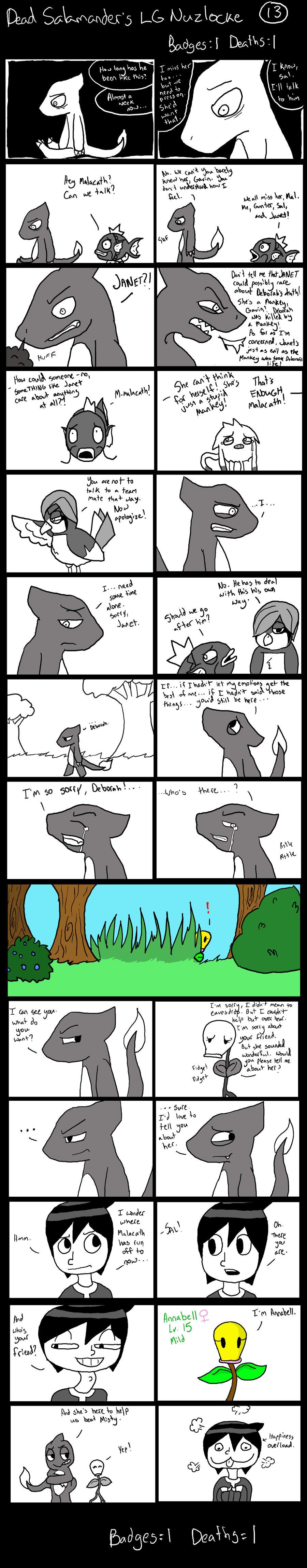 Nuzlocke Page 13 by DeadSalamander