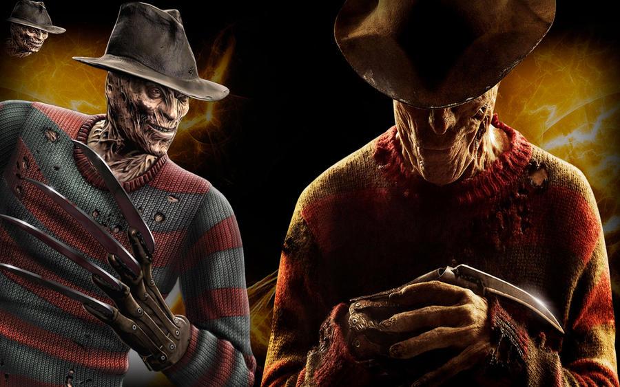 Freddy Krueger By Barrymk100