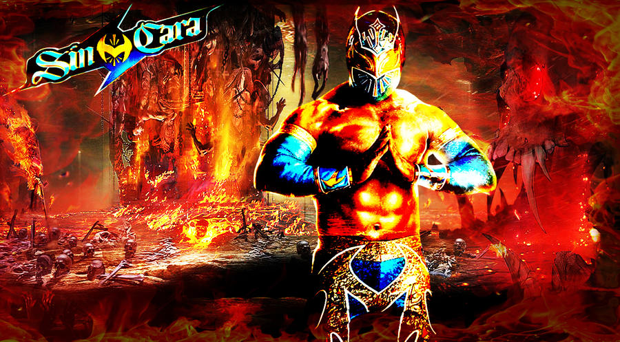 Sin Cara By Barrymk100