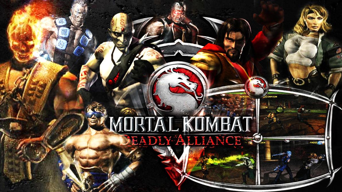 Mortal Kombat: Deadly Alliance by barrymk100 on DeviantArt ...