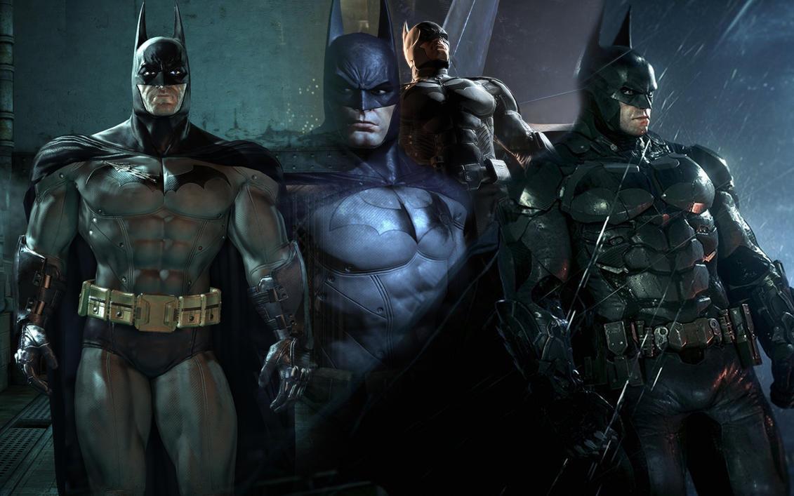 The evolution of Batman | Euro Palace Casino Blog