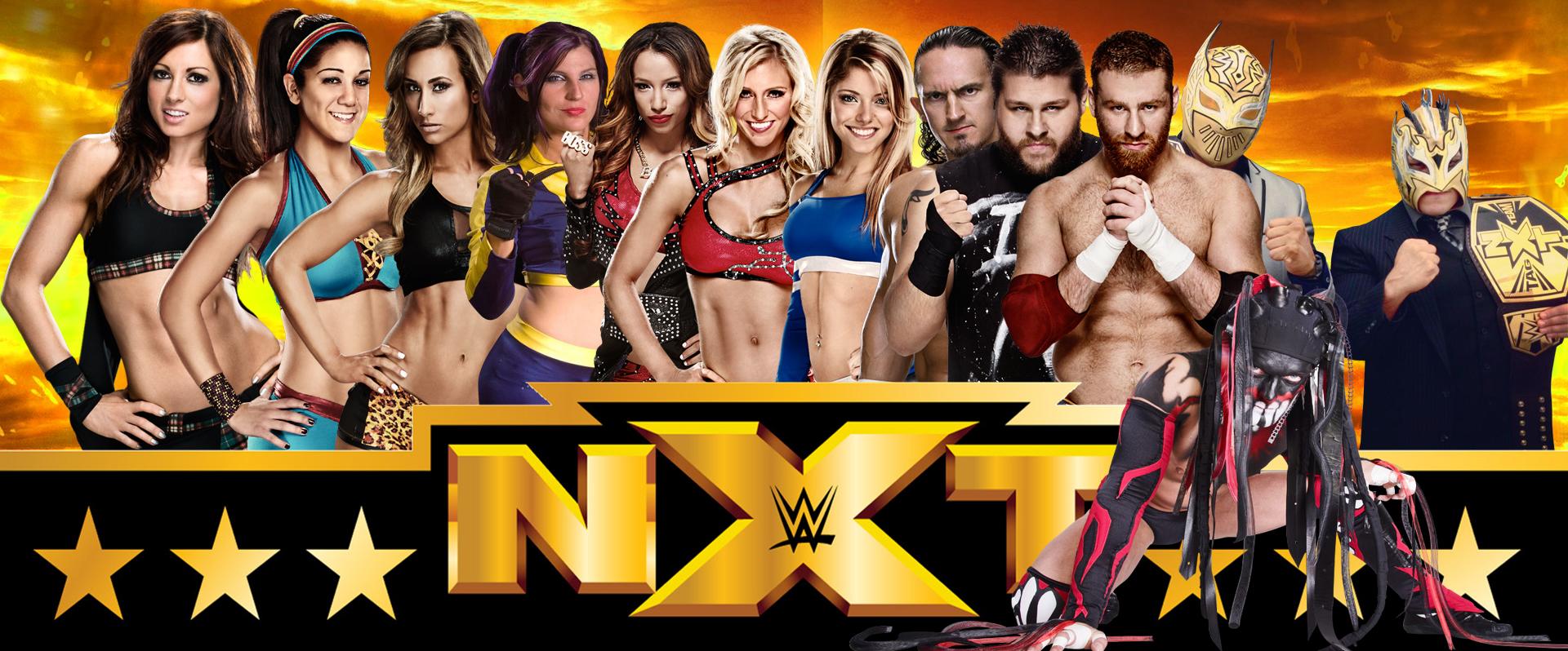 NXT By Barrymk100 On DeviantArt