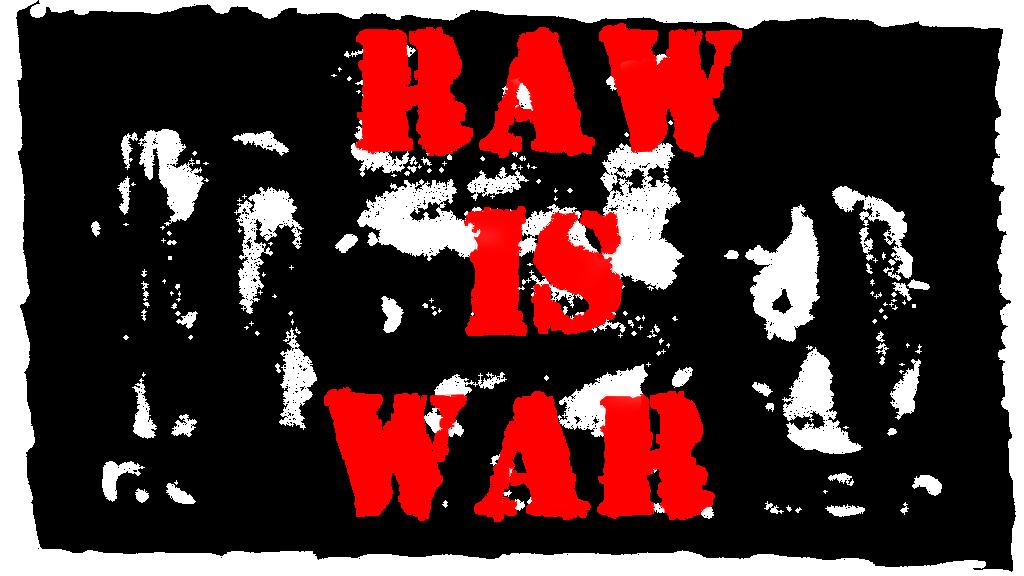 Raw is War logo (Remade)