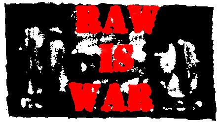 Raw is War logo (Remade) by barrymk100