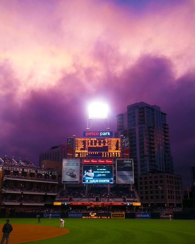Petco Park or Gotham? by bluegoddess16