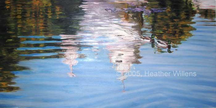 untitled reflection by bluegoddess16