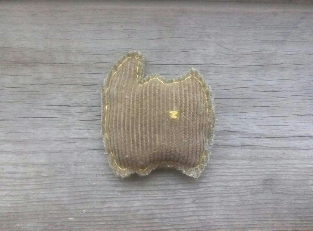 Mini plush toy by Miupy