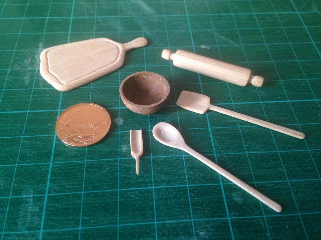 Kitchen cutlery by Miupy