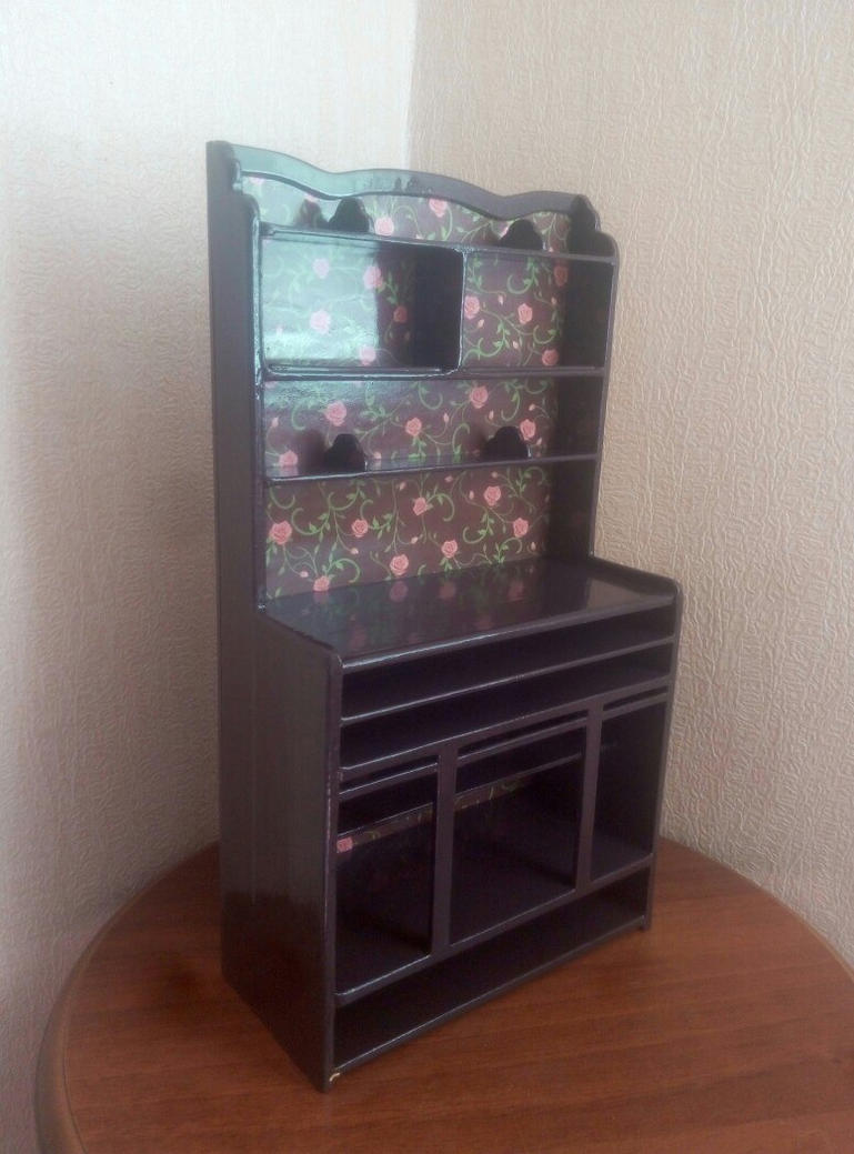 Kitchen chest of drawers by Miupy