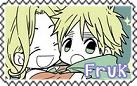 Fruk stamp byNekomimiArthur by Nekomimiarthur