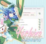 Yoshino cursor ByNekomimiArthur