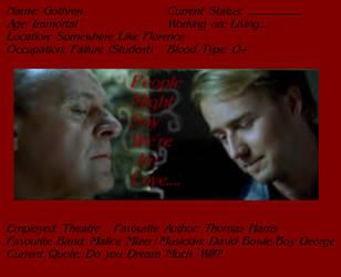 Hannibal+Will by gothren